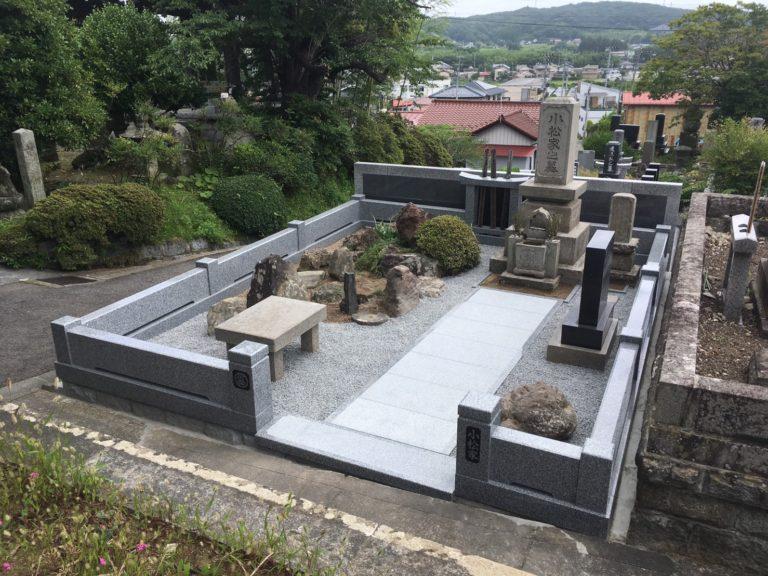 坪庭のような施工事例