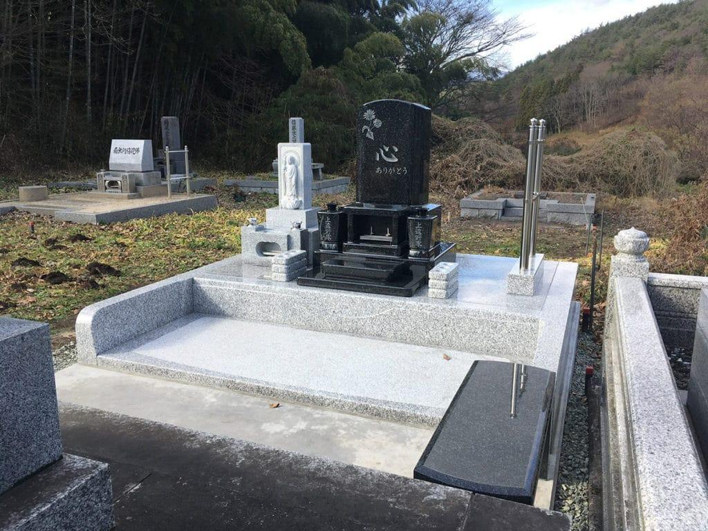 夫婦墓の施工事例